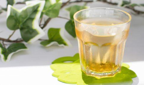 美容と健康効果がたくさんの麦茶に足して楽しむドリンク!