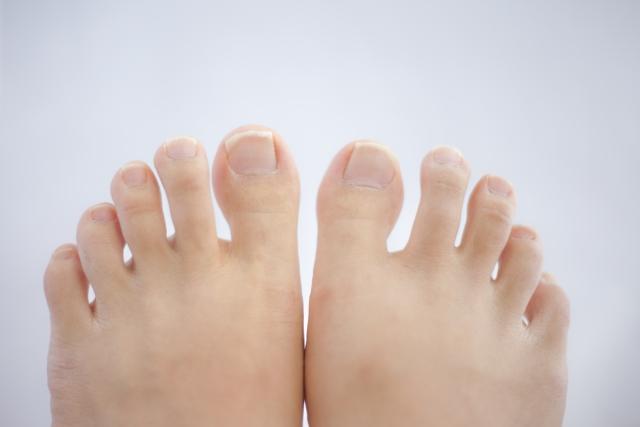 爪水虫(爪白癬)の症状と治療法