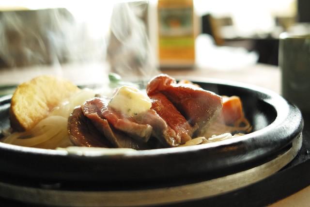 健康にきれいになりたければお肉を食べましょう!